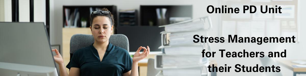 Stress Managment for Teachers