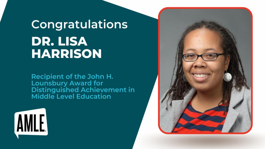 Lisa Harrison Lounsbury Award